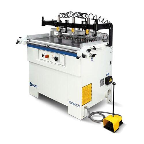 Semi-automatic boring machines